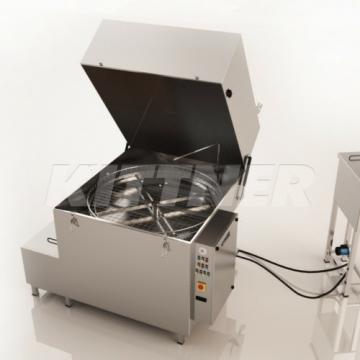 Reinigungs- und Entfettungsmaschinen für Teile